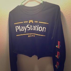 PlayStation CropTop